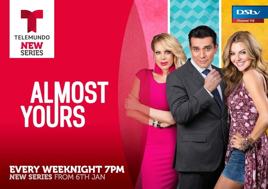 Telemundo Fans Set To Enjoy January With The Addition Of